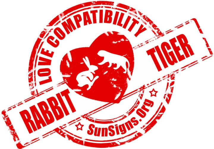 chinese rabbit zodiac compatibility with tiger. The rabbit-tiger relationship may be one which might be tough to work out.