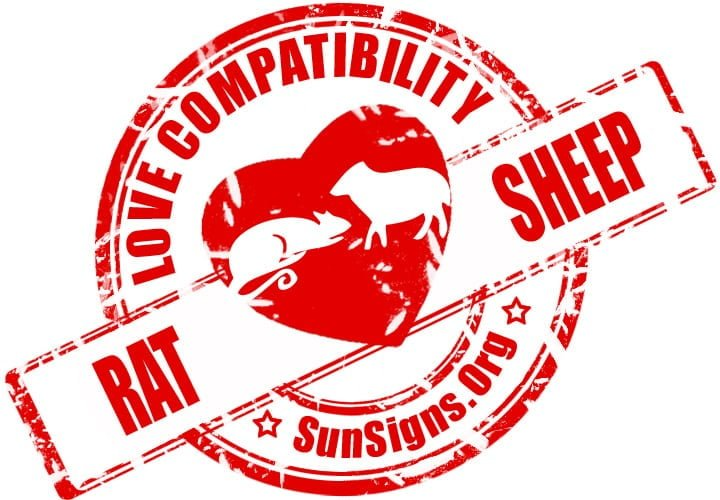 rat sheep compatibility