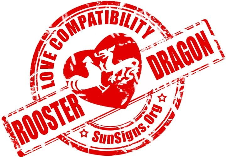 chinese rooster zodiac compatibility with dragon. The two Chinese zodiac love compatibility between rooster and the dragon has some definite differences.