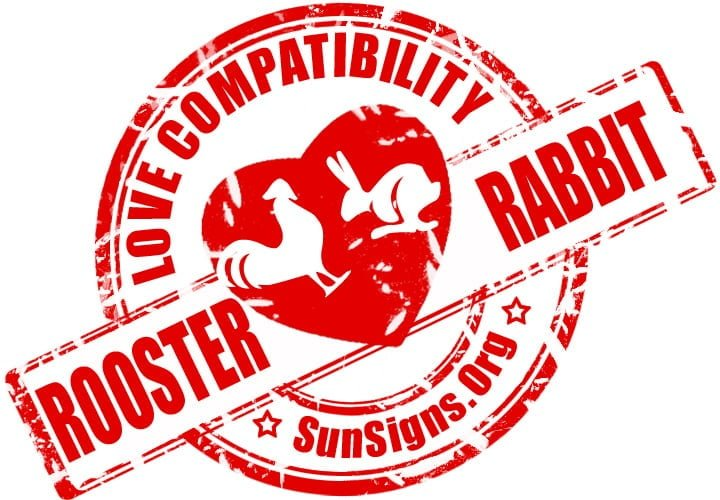 chinese rooster zodiac compatibility with rabbit. The Chinese zodiac compatibility in a rooster and rabbit relationship will probably be a little troublesome.
