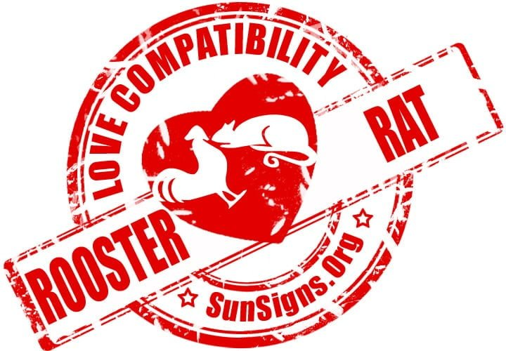 chinese rooster zodiac compatibility with rat. The rooster-rat love compatibility might not be too great but anything can happen with a little patience and compromise.