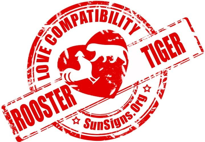 chinese rooster zodiac compatibility with tiger. Overall the rooster tiger compatibility is pretty difficult, but where there is a will there is a way!
