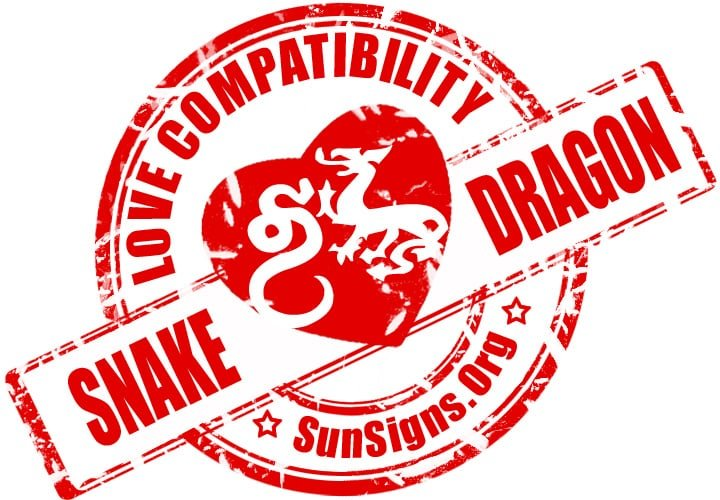 chinese snake zodiac compatibility with dragon. The Chinese zodiac snake dragon compatibility is good enough can form a great relationship.