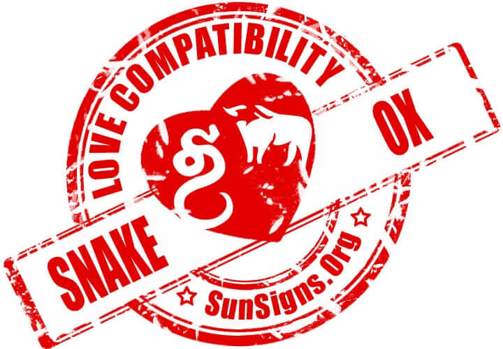 chinese snake zodiac compatibility with ox. The snake-ox compatibility can be stable as well as a lot of fun.