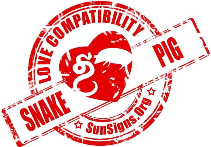 Chinese Snake Pig Compatibility. In a snake pig relationship both might have issues when it comes to communicating with each other effectively.