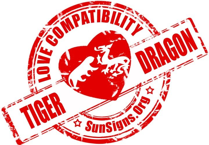 Tiger Dragon Compatibillity. The tiger and the dragon relationship will be full of romance and combustion
