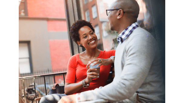 Another way to ease into a date is to ask for the day date, a lunch or coffee.