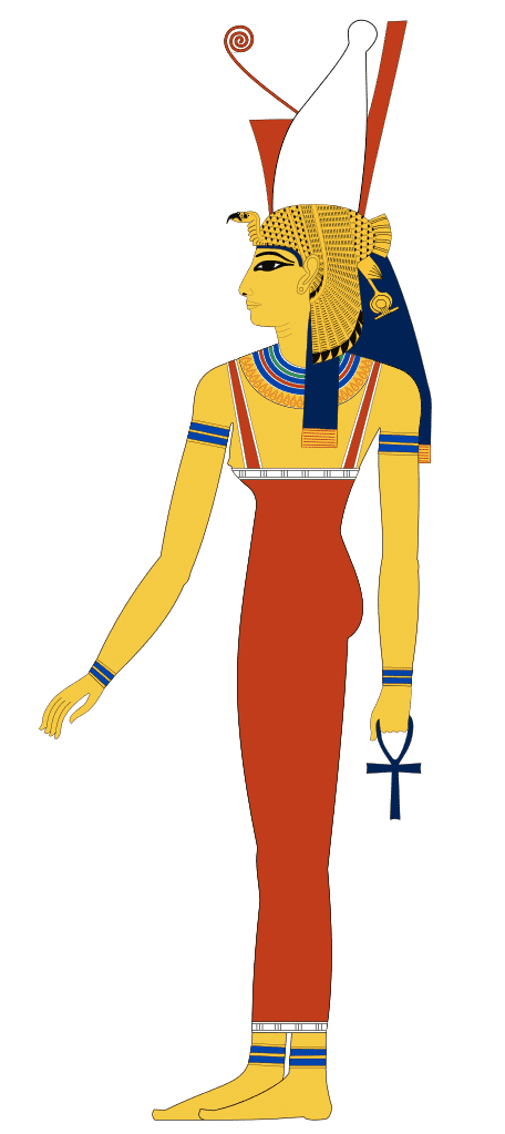 The third sign of the Egyptian zodiac is Mut.