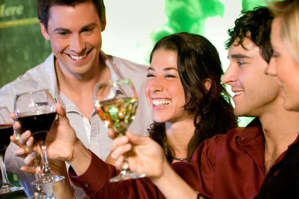 If you're especially nervous, invite him to something you already have planned, such as drinks with friends.