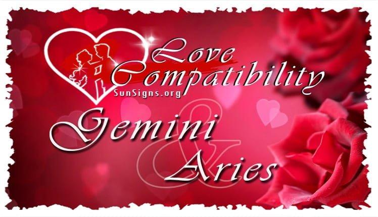 gemini aries