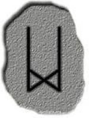 mannaz merkstave