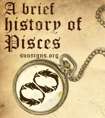history of pisces