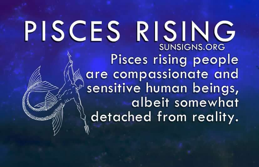 Pisces Rising Sign | SunSigns Org