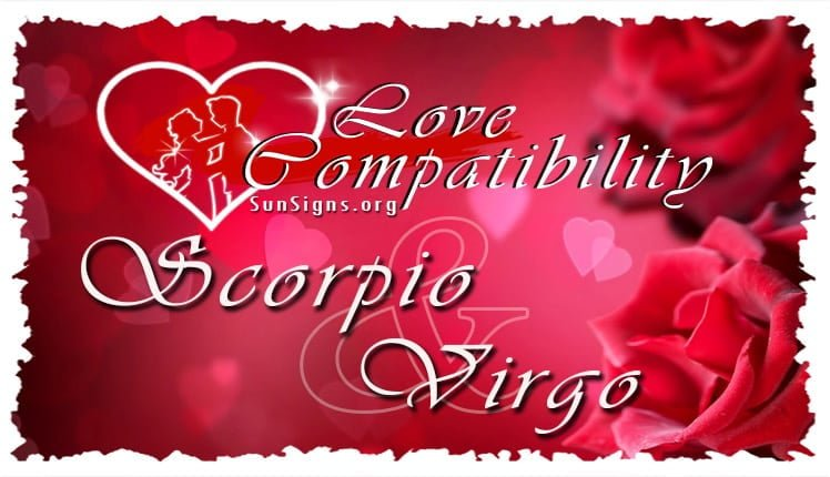 Scorpio Virgo Love Compatibility | SunSigns Org
