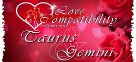 Taurus Gemini Love Compatibility