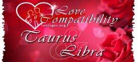 Taurus Libra Love Compatibility
