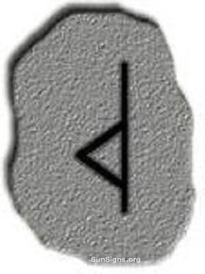 thurisaz merkstave