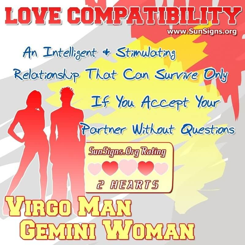 Dating libra man kiss virgo woman