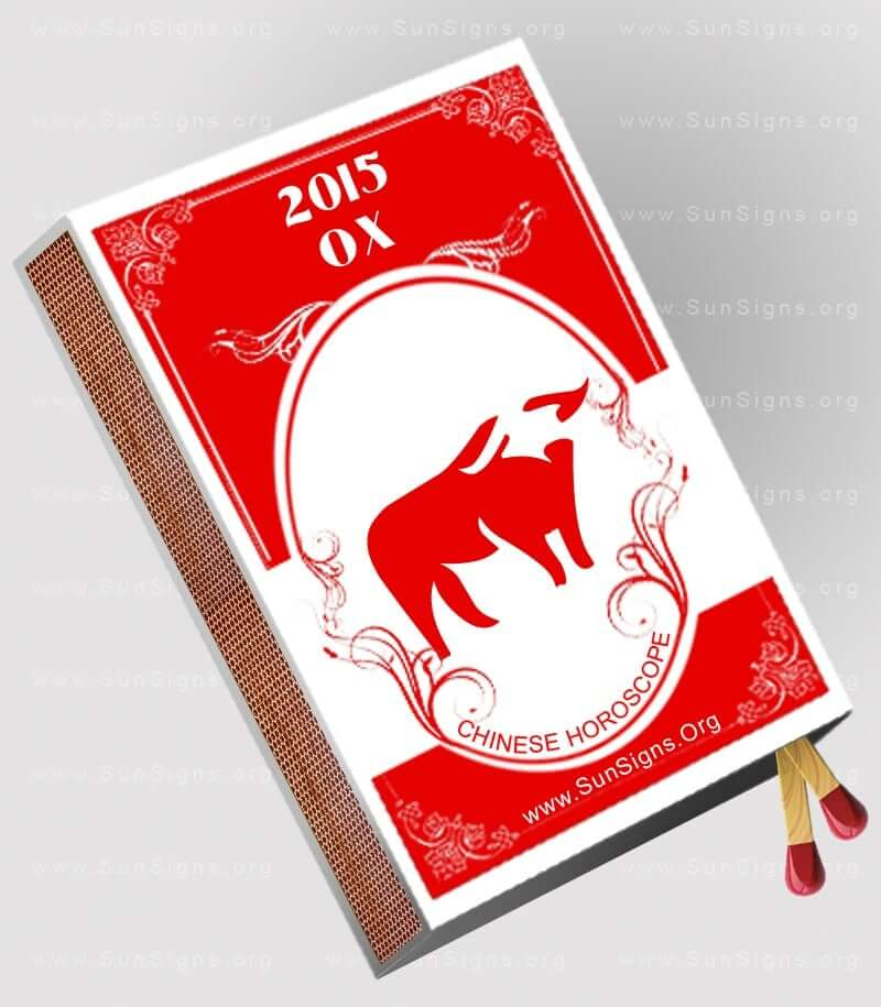 The 2015 Ox horoscope predicts that this might be a difficult and challenging year for the Oxen.