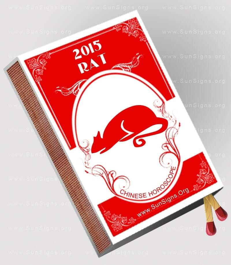 The 2015 Rat horoscope predicts that overall this will be a good year.