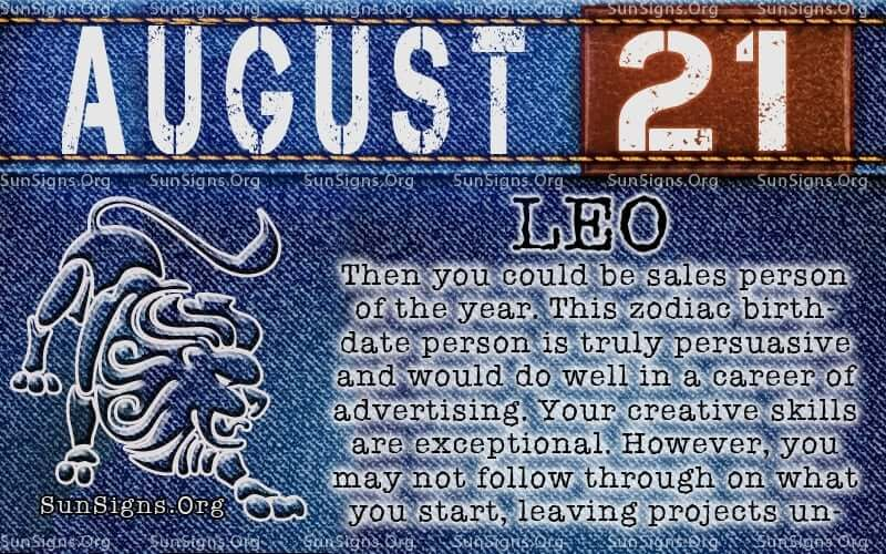 July 21 horoscope compatibility