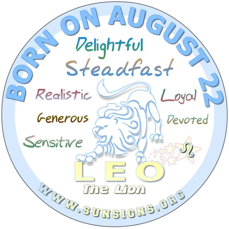 August Birthday Horoscope Astrology (In Pictures) | SunSigns Org