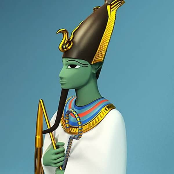 People born under this Egyptian zodiac sign Osiris have two sides to their personality.
