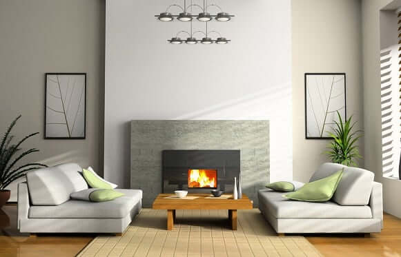 Keeping with the Feng Shui wood element, you will want to have images of a forest or earthy tones
