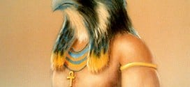 Horus is the eighth sign in Egyptian astrology.