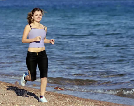 Another exercise similar to walking is jogging or running.