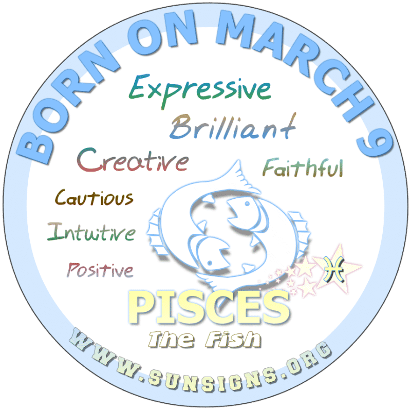 march 9 2020 birthday horoscope