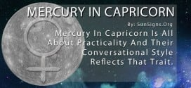 Mercury In Capricorn Is All About Practicality And Their Conversational Style Reflects That Trait.