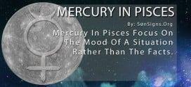 Mercury In Pisces Focus On The Mood Of A Situation Rather Than The Facts.