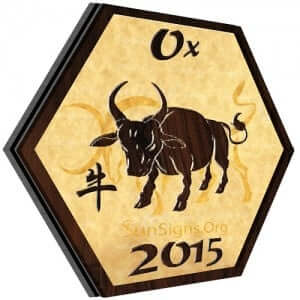 Ox Horoscope 2015: The Ox predictions 2015 forecast that this will be a fulfilling year in terms of love, business, career and finance.