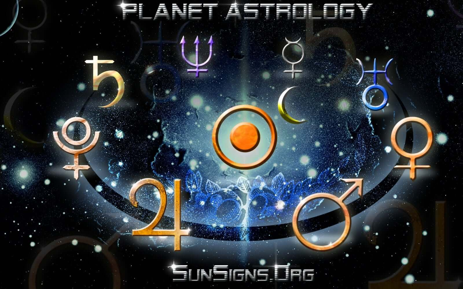 Planets and Zodiac Signs Meanings (page 2) - Pics about space