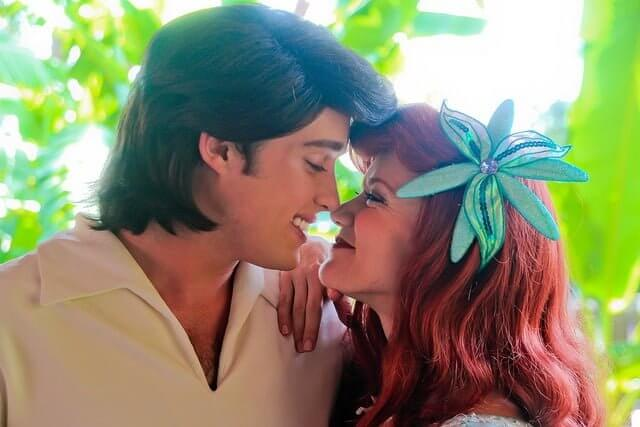 Or is your boyfriend like Prince Eric from the Little Mermaid?