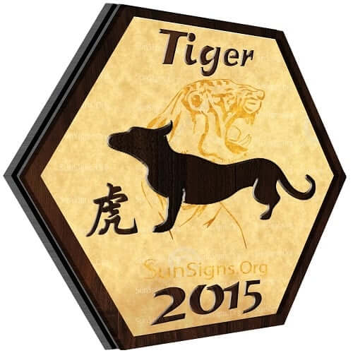 Tiger Horoscope 2015: The Year of the Goat can be a difficult one for the Tigers. You need to be at your diplomatic best in order to come out a winner this year.