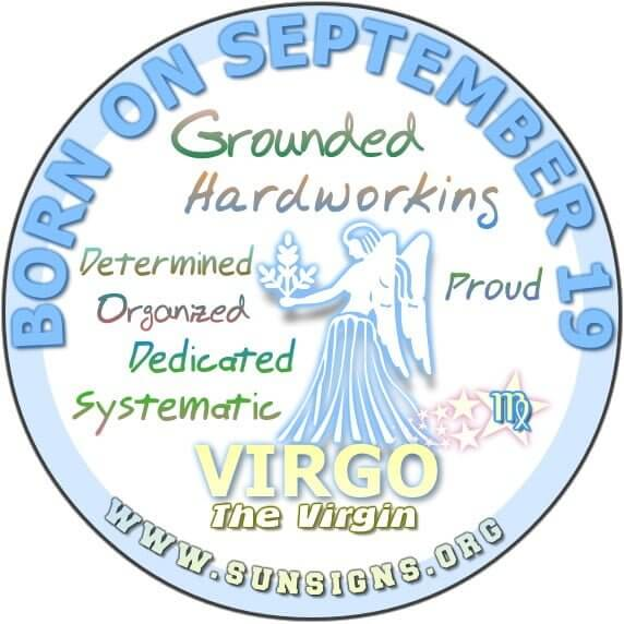 The September 19 birthday meaning shows you compulsively and systematically organize things.