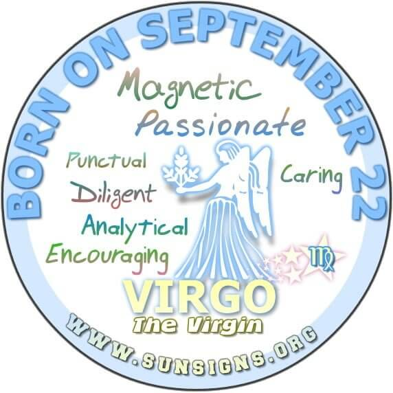 IF YOU ARE BORN ON SEPTEMBER 22, then you are likely a person who is an analytical thinker.