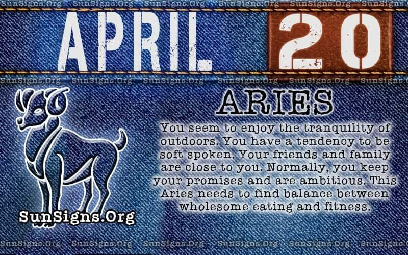april 20 birthday