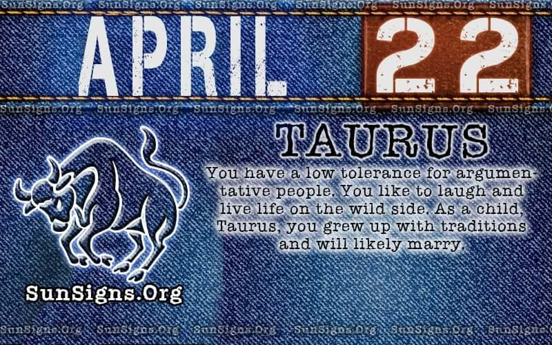 april 22 birthday