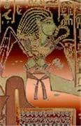 People born under the Osiris Egyptian sign have two sides to their personality.