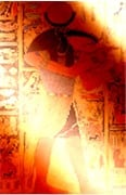 Thoth is known as the god of wisdom.