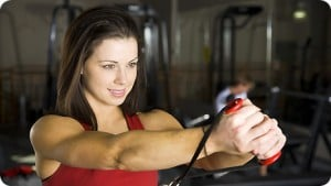 Yes, that's right being single means you CAN fit exercise into each and every day.