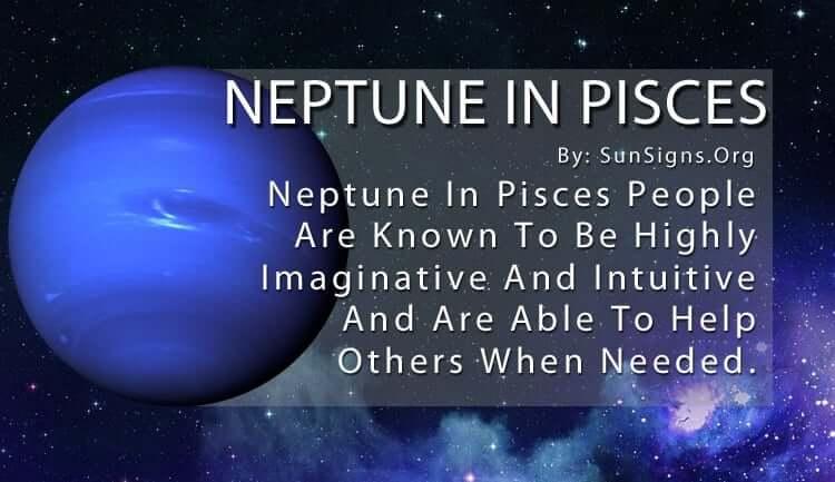 TheNeptune In Pisces