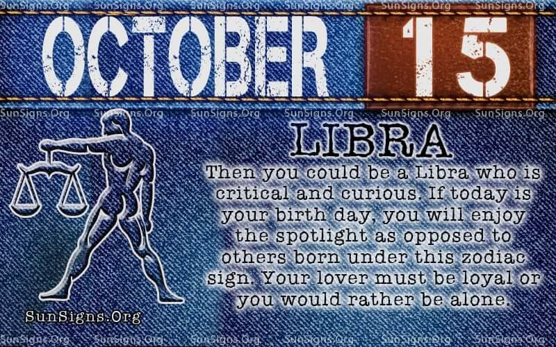 october 15 libra birthday calendar