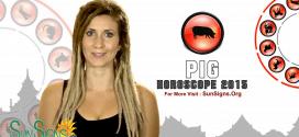 pig 2015 horoscope