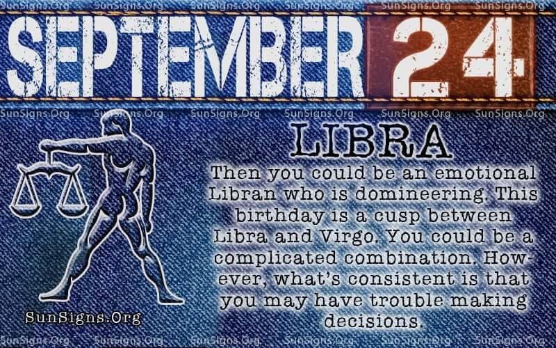 september 24 libra birthday calendar
