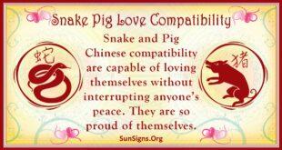 snake pig compatibility