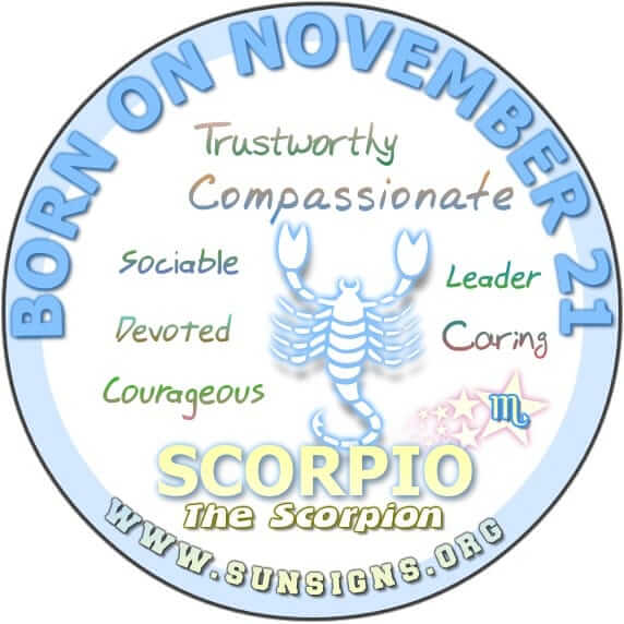 november star signs Gallery